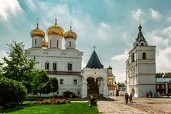 Free August 4, 2018. Russia The City Of Kostroma On The Volga Holy Trinity Ipatiev Monastery. Editorial Royalty Free Stock Images - 165845379