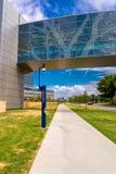 19. August 2015 - Dallas, Texas, USA Der neue Zusatz zu Parkl Lizenzfreie Stockfotografie