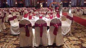 7. August 2016 Kuala Lumpur, Malaysia Eine Bankett-Hochzeits-Abendessen-Funktion Stockfotografie