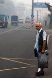 august moscow rök för 8 2010 under Arkivbilder