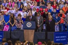 AUGUST 22, 2017, PHOENIX, AZ   U.S. Reverend Franklin Graham appears at President Donald J. Trump.  Franklin Graham,  Phoenix Conv. AUGUST 22, 2017, PHOENIX, AZ Stock Images