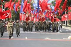 30 August Turkish Victory Day Imagen de archivo libre de regalías