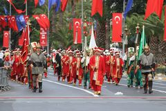 30 August Turkish Victory Day Stock Afbeeldingen