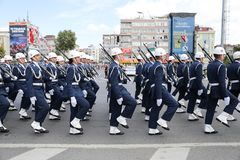 30 August Turkish Victory Day Royalty-vrije Stock Foto
