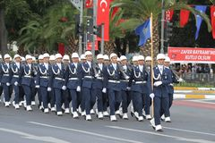30 August Turkish Victory Day Images libres de droits
