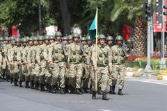 30 August Turkish Victory Day Stock Foto