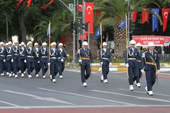 30 August Turkish Victory Day Fotografia Stock Libera da Diritti