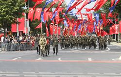 30 August Turkish Victory Day Stock Fotografie
