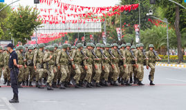 30 August Turkish Victory Day Stock Photography