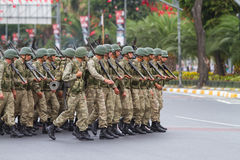 30 August Turkish Victory Day Stock Photos