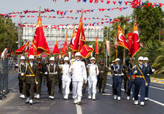 August 30 Turkish Victory Day Stock Image