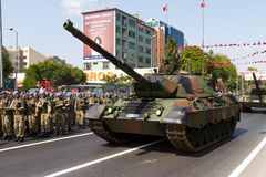 August 30 Turkish Victory Day Stock Photography
