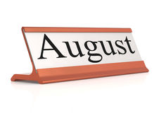 August Word Images