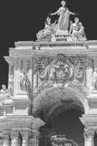 Augusta Arch foto de stock royalty free