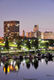 Augusta, Georgia foto de archivo libre de regalías