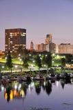 Augusta, la Géorgie photo libre de droits