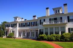 augusta Maine państwa domu Zdjęcie Royalty Free