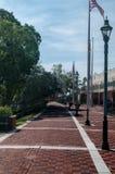 Augusta Riverwalk Photographie stock libre de droits