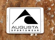 Augusta Sportswear-merkembleem Stock Foto