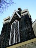 Augustana瑞典路德教会的教堂 免版税库存照片