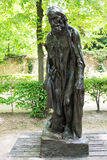 Auguste Rodin museum. Royalty Free Stock Photo