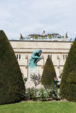 Auguste Rodin museum. Royalty Free Stock Photos