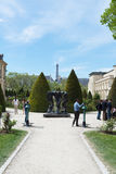 Auguste Rodin museum. Stock Photos