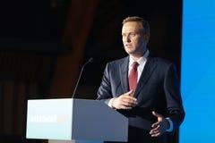29 Augusti 2017, RYSSLAND, MOSKVA: Ledare av den ryska oppositionen Alexei Navalny Arkivfoto