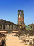 Augustine ruins in Old Goa, India Stock Images