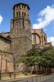 Augustinian монастырь Тулуза стоковые изображения rf