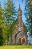Augustinian часовня в острове ` s людей, Chiemsee стоковое изображение rf