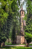 Augustinian Chapel in Men`s island, Chiemsee Royalty Free Stock Photo