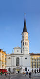 Augustinian Church (Augustinerkirche) in Vienna. Austria.  Royalty Free Stock Photos