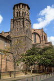 Augustinian Convent of Toulouse. France Royalty Free Stock Images