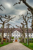 Augustinian Monastery in Men`s island, Chiemsee Stock Photography