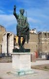 augustus Ρώμη Ρώμη Στοκ Φωτογραφίες