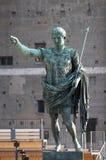 Augustus императора стоковые изображения rf