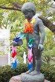 19 augustus 2016 - De Nationale Vrede Memorial Hall van Nagasaki voor ATO Stock Foto