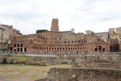 Augustus del emperador Foto de archivo