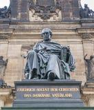 augustus frederick ja Saxony Zdjęcia Royalty Free