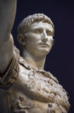 Augustus of prima porta Stock Photos