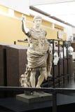 Augustus of prima porta royalty free stock photo