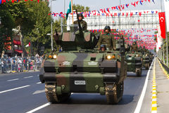 30 augustus Turkse Victory Day Stock Afbeelding