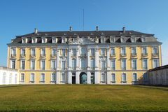 Augustusburg Castle Royalty Free Stock Photos