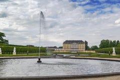 Augustusburg Palace, Bruhl, Germany Stock Image