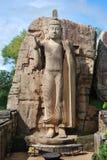 Aukana/Avukana Bouddha Image stock