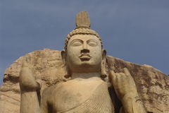 Aukana Buddha Royalty Free Stock Photos