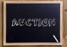 aukcja zdjęcie stock
