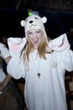 aukcyjnego niedźwiedzia przegrany biegunowy Zdjęcie Stock