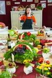 Aula de culinária Imagem de Stock Royalty Free